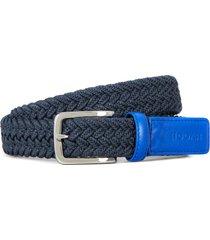 hogan belt blue