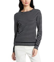 riley & rae chelsea striped sweater, created for macy's