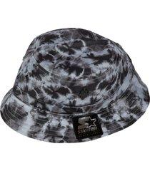 marcelo burlon cross tie & dye bucket hat