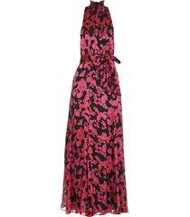 alice + olivia dita maxi dress