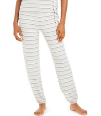 alfani printed jogger pajama pants, created for macy's