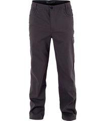 pantalon hw puelche spandex carbon grey hardwork