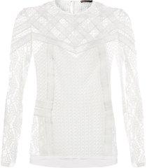 blusa feminina heloisa - off white