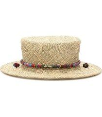 ruslan baginskiy straw boater hat