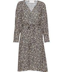 una 2 jurk knielengte multi/patroon fall winter spring summer