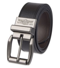 levi's leather reversible casual men's belt