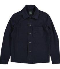 butcher of blue overhemd m2124044