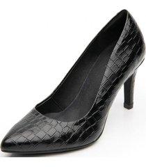 zapato mujer idris negro flexi