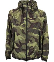 usa men's bomber jacket with camouflage hood