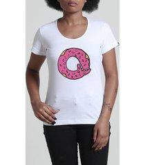 camiseta ouroboros donut