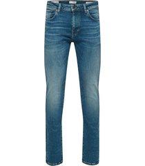 klassieke fit jeans met vijf zakken