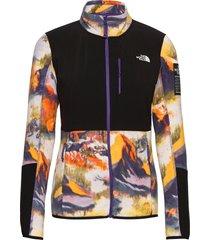 w diablo midlayr jkt sweat-shirts & hoodies fleeces & midlayers multi/patroon the north face