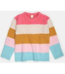 sweater multicolor cheeky oxford
