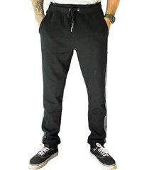 pantalon jogger basic negro hang loose