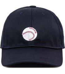 thom browne classic 6-panel baseball cap