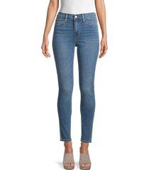 levi's women's 720 high-rise super skinny jeans - blue - size 23 (00)