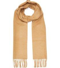 plain cashmere scarf
