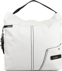 cartera blanco carven