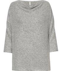 sc-biara blus långärmad grå soyaconcept