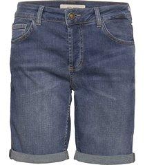 ava faith shorts shorts denim shorts blå mos mosh