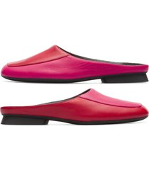 camper twins, zapatos planos mujer, rojo/rosa, talla 41 (eu), k200949-001