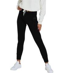 leggings with logo slim model