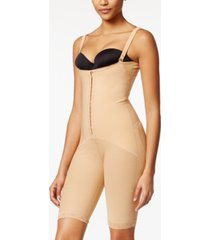 leonisa women's extra-firm tummy-control lace-trim body shaper