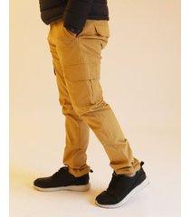 pantalón camel brooksfield sawyer