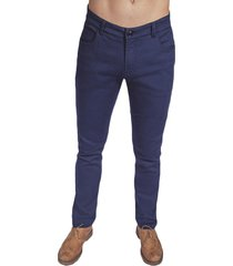 pantalon pmp slim azul