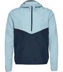 visibility jacket outerwear sport jackets blå asics