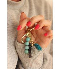 brelok turquoise