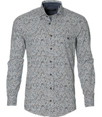 casa moda overhemd - modern fit - wit