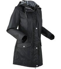 giacca funzionale antipioggia (nero) - bpc bonprix collection