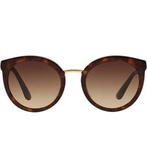 óculos de sol dolce & gabbana redondo