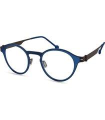 gafas graduadas modo castello blue/beige