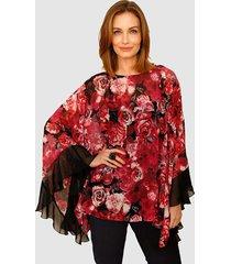 blouse paola zwart