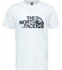 overhemd korte mouw the north face camiseta manga corta hombre nf00a3g1la91