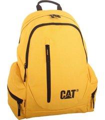 mochila backpack amarillo cat