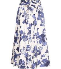 acronimo lång kjol lila max&co.