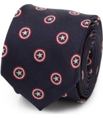 marvel boys captain america shield tie