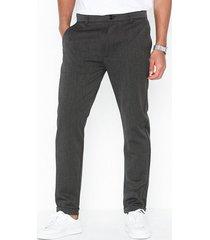gabba rome pants kd3962 byxor grey melange