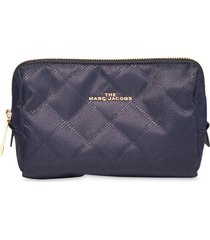 marc jacobs the beauty triangle pouch - black