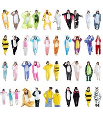 2017 new adult animal kigurumi sleepwear cosplay pyjamas costume fancy dress