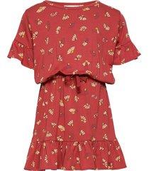 danica dress klänning röd soft gallery