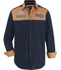 overhemd babista marine::okergeel
