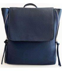 mochila azul id net daphne