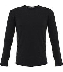 edwin terry black sweatshirt i017227