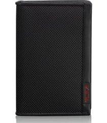 men's tumi alpha - id lock(tm) shielded multi window card case -