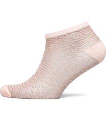 waffle dollie sock lingerie socks footies/ankle socks rosa becksöndergaard