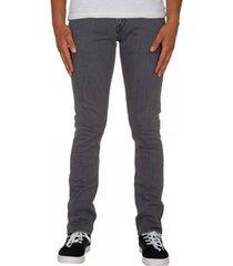 skinny jeans volcom men's 2x4 denim pant